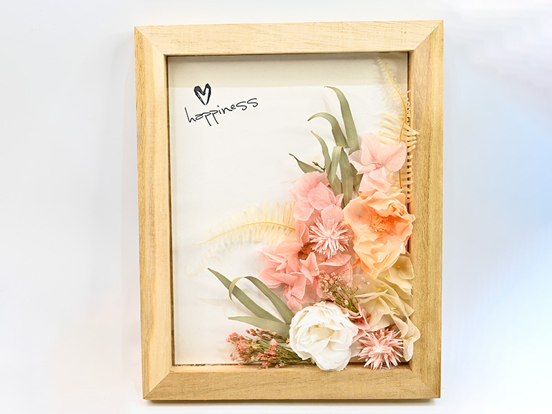 Jinsa dried flowers utilize raw materials mainly from natural plants and crop residues